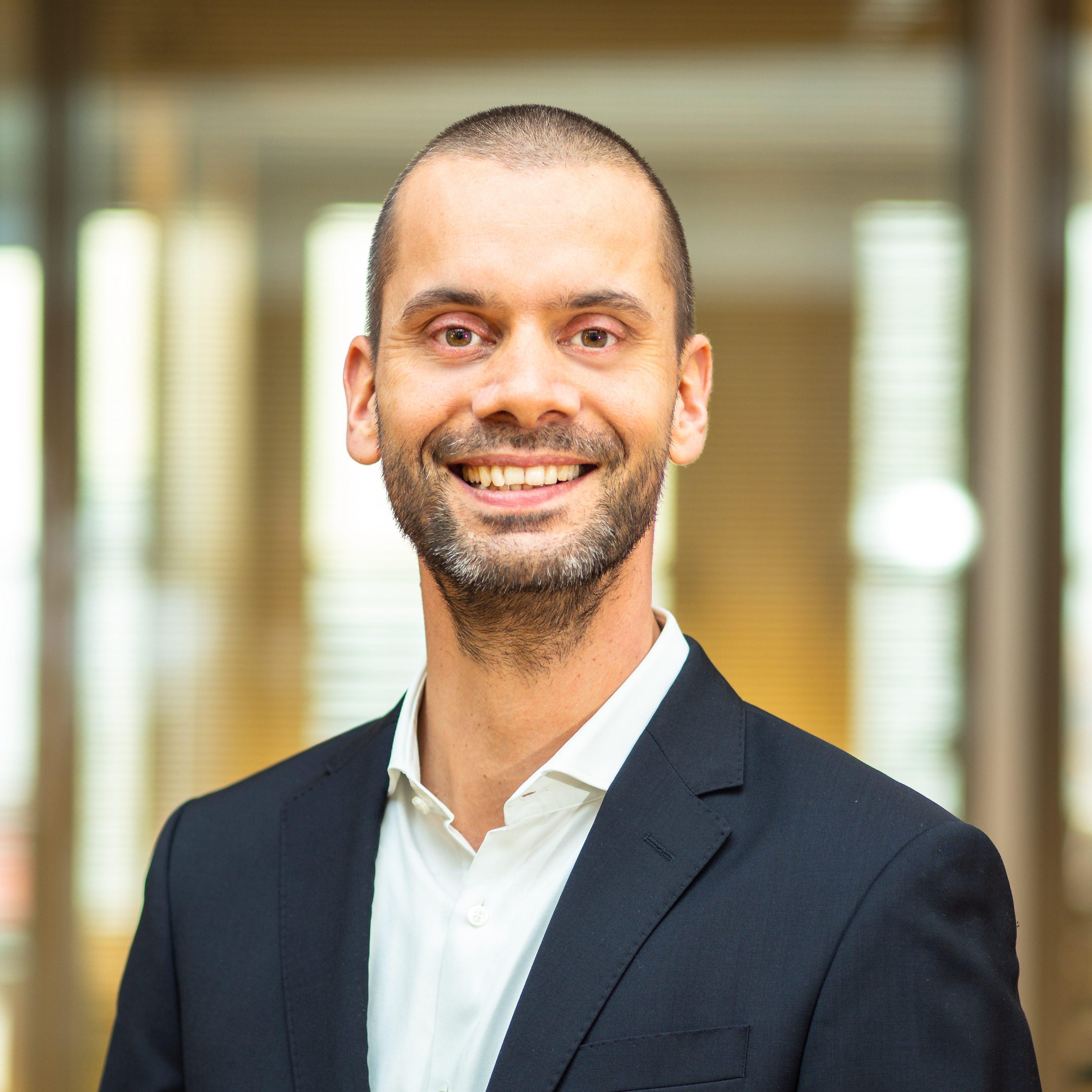 Tobias Rothenberg - Offen für Neues!